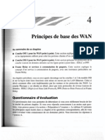 6.Chapitre 4, Principes de base des WAN