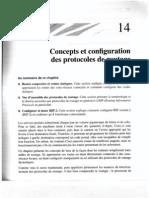 18.Chapitre 14, Concepts et configuration des protocoles de routage