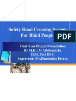 Safe Street Crossing System Org 1