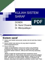 Kuliah Sistem Saraf Baru