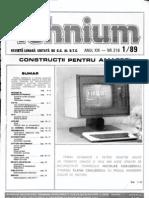 Tehnium 01 1989