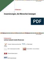 Vertical Network Showcases