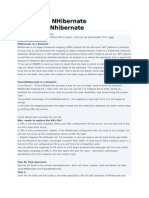 Tutorial on NHibernate and FluentNhibernate