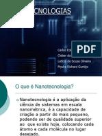 Nanotecnologias