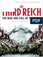 A Brief History of the Third Reich - Martyn Whittock