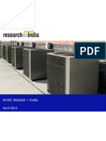 (Nice)HVAC Market in India 2011- Sample