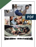 Term Paper- strret children victim of social evils