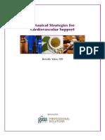 White Paper - Botanicals Strategies for CV Support