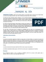 Finanzas al Día 19.03.12