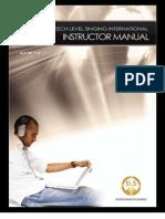 SLS Manual