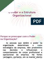 O Poder e a Estrutura Organizacional
