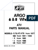 670 09 Early Argo Models