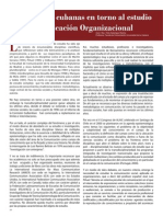 Com. Organizacional CUBA