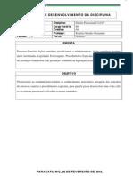 D. Proc. Civi IV - Rogério