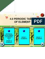 Periodic Table New