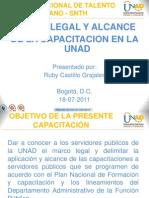 20110718 Presentacion Marco Capacitacion UNAD
