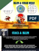 Iklim, Cuaca & Curah Hujan