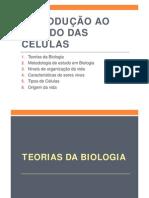 Introdução ao Estudo das Células [Somente leitura]