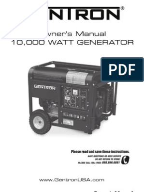 Gentron Generator Wiring Diagram. . Wiring Diagram on