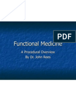 Functional Medicine Overview