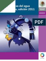ESTADÍSTICAS DEL AGUA EN MÉXICO 2011