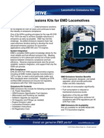 EMD Locomotive Emissions Kits