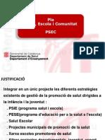 NOVA ORIENTACIÓ EN LA PROMOCIÓ SALUT INFANTIL I JUVENIL16-9-10