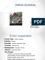 Group Project #2 ENRON