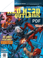 Red Hood and the Outlaws Issue 7 Exclusive Preview