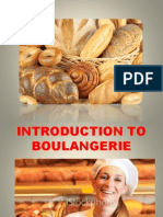 Brief Overview of Bread