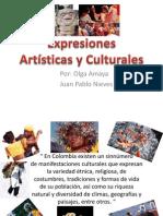 Expresiones artisticas