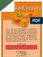 cartão servidor Cubatão