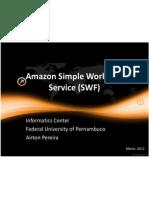 Amazon Simple Workflow Service (SWF)