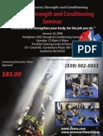 Burn With Kearns Fire Ems Seminar