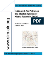 Delhi Metro AP Benefits