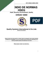 Compendio de Normas Ohsas 18001