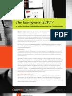 The Emergence of IPTV
