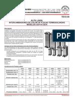 Td15-06_ or de Calor de Placas Termosoldadas Cb