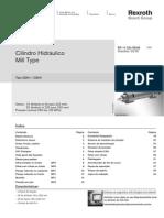 catálogo Rexroth cilindro hidraulico