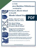 Rhode Island Hope PAC Weekend