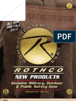 2012 New Product Flyer