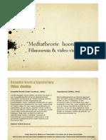 Media Theorie - Viewings 2012 - DeeL A