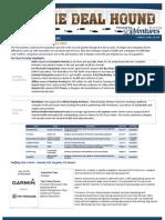 SDR Ventures - Pet Industry Newsletter Q2 2011