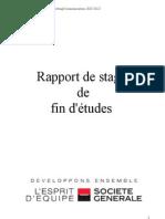 Paulhies Laure Sie Laurent Rapport de Stage