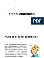 Canal endémico