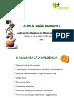 Modulo Alimentacao Saudavel Profess Ores 2008