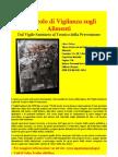 Locandina Libro Un Secolo Di Vigilanza Sugli Alimenti
