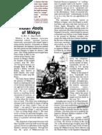 46076497 Rev Jikai Indian Roots of Mikkyo