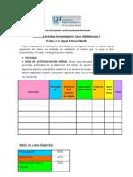 Estructura trabajo final - Administración 1