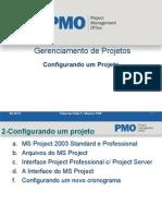 ConfigurandoumProjeto